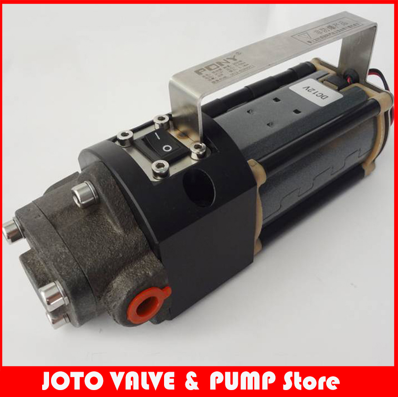 85W Self-priming Oil Transfer Pump Fuel Pump 12V Fuel Transfer Pump 0 75kw self priming water pump for high rise wells in the river lake 220v household jet garden pump 4 5m3 h big capacity
