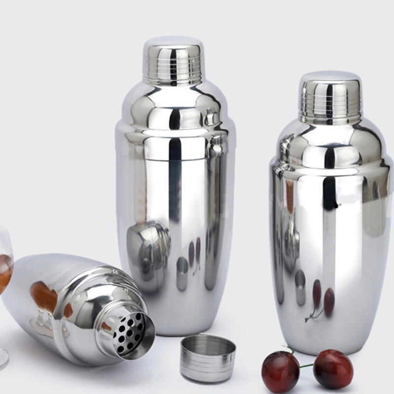 Stainless Steel Cocktail Shaker Water Beer Bottle Wine