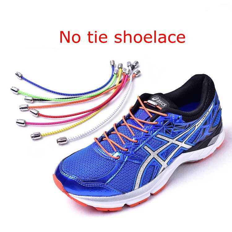 1Pair Reflective Shoelaces Elastic