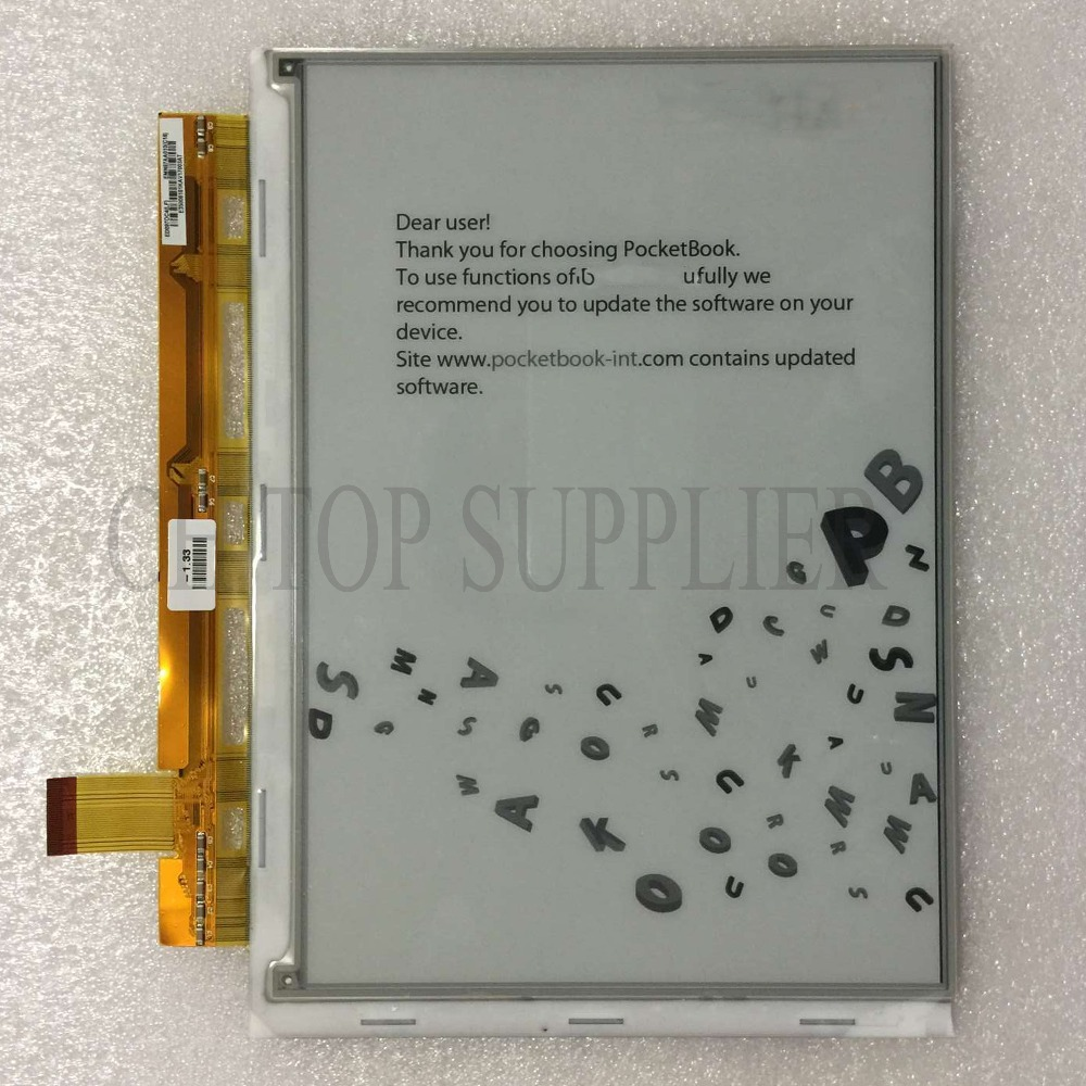 Original 9.7inch ED097OC1(LF LCD display for kindle Reader Display free shipping