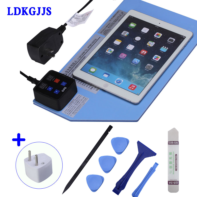 Professional CPB LCD Separate Machine Screen Open Repair Tools Separator For Iphone Ipad Samsung Tablet Smart Phone lcd separator touch screen glass machine heating silicone plate to split separate digitzer touch screen for ipad iphone samsung