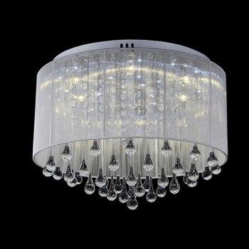 Mode chambre salon LED plafonnier décoration éclairage à la maison LED plafonnier lumière luxe économie d'énergie lampe