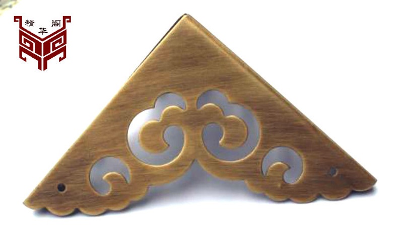 Triangle Wooden Box