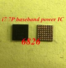 5 cái/lốc PMB6826 6826 BBPMU_RF cho iphone 7 cộng với 7 cộng với baseband PMIC Điện IC Chip