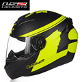 Free shipping!new 100% genuine The motorcycle helmet full run male ladies racing roadster helmet Top quality LS2 352