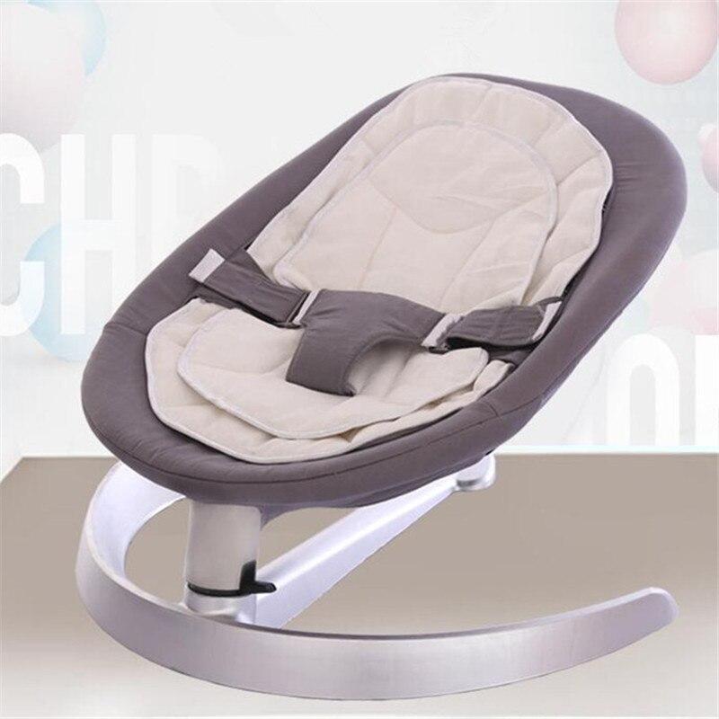 Chaise berçante bébé balancelle bébé pour bébé Bebek Salincak nouveau-né panier de couchage berceau automatique bebek salincak - 4
