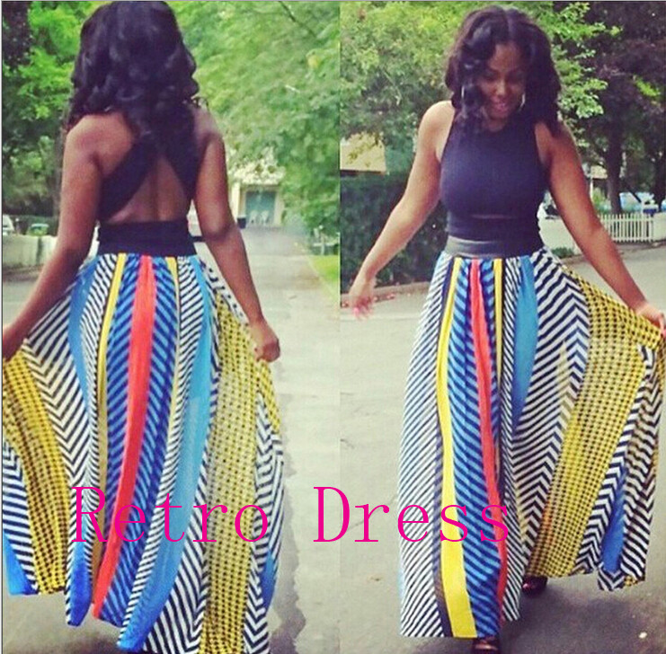 Online Get Cheap American Apparel Chiffon Maxi Skirt -Aliexpress ...