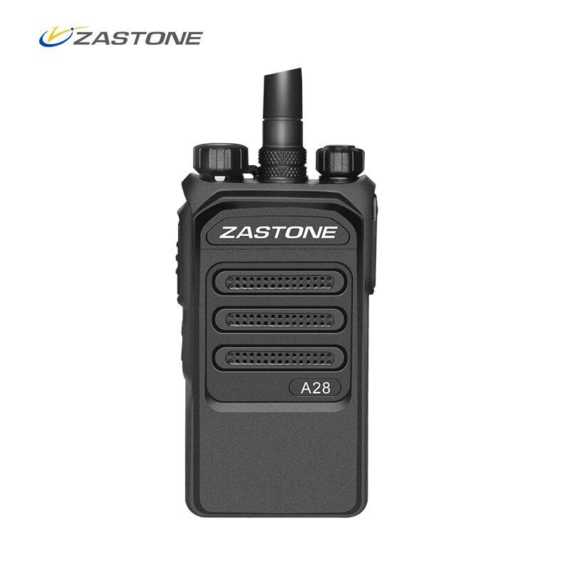 Zastone A28 10W Professional Long Range Walkie Talkie 10km UHF 400 480MHz Two Way Ham Radio