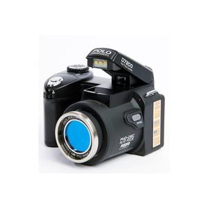 Image 5 - ELRVIKE 2021 Digital Kamera HD POLO D7200 33 Millionen Pixel Autofokus Professionelle SLR Video Kamera 24X Optische Zoom Drei objektiv