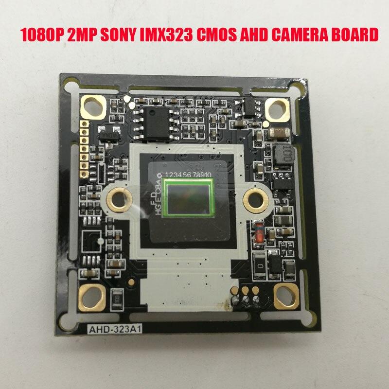 Bricolage 3000TVL AHD 2MP 1080P SONY IMX323 CMOS + 2441H DSP analogique CCTV carte PCB caméra Module livraison gratuite