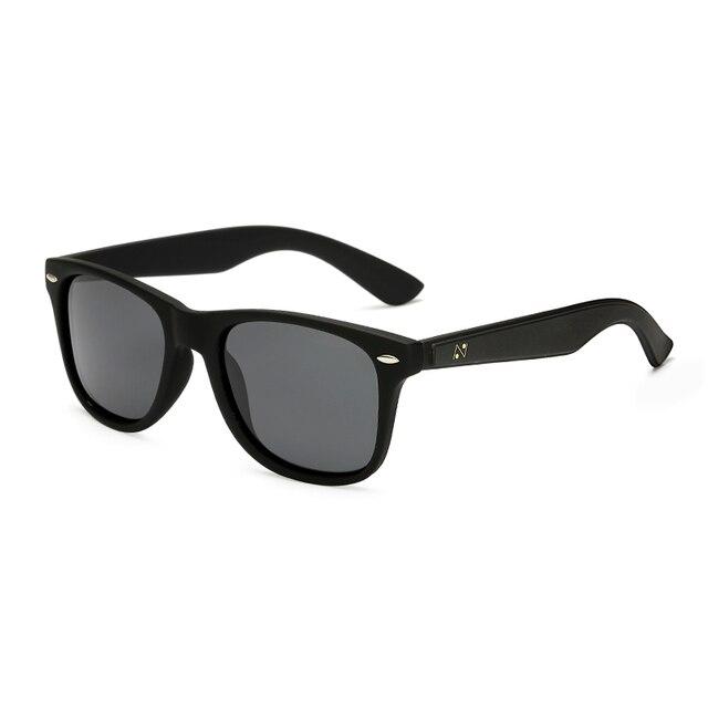 Polaroid sunglasses Unisex Square Vintage Sun Glasses Famous Brand Sunglases polarized Sunglasses retro Feminino For Women Men 1