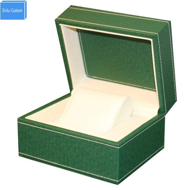 Holz Factory box custom leather colorful box display wb1012 uhrenbox