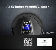 High-end Multifunctional Robot Vacuum Cleaner (Sweep,Vacuum,Mop,UV Sterilize),Touch Screen,Schedule,2Way VirtualWall,Auto Charge
