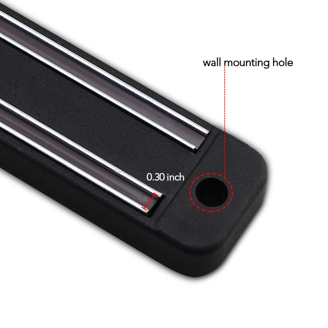 13 Inch Wall Mounted Magnetic Knife Holder 4