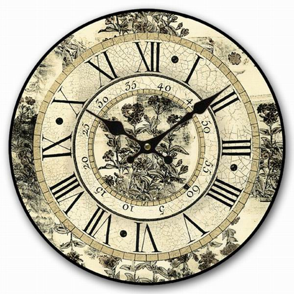 Popular clock roman numerals buy cheap clock roman numerals lots from china c - Decoration romaine antique ...