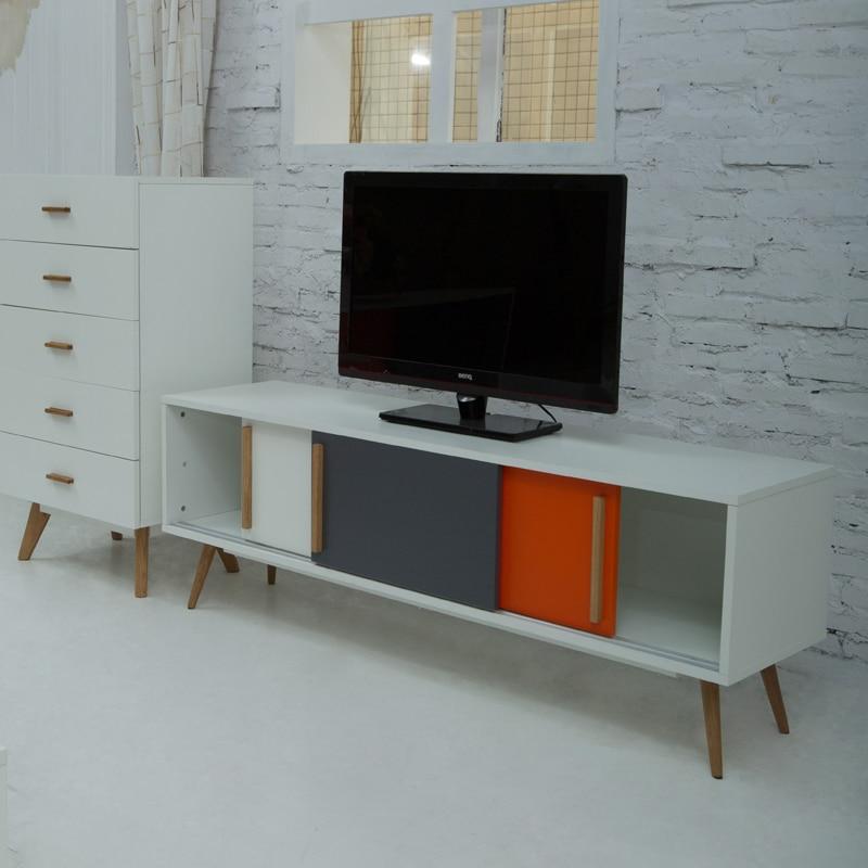 Witte Ikea Tv Kast.Ikea Slaapkamer Chinese Tv Kast Moderne Minimalistische Witte