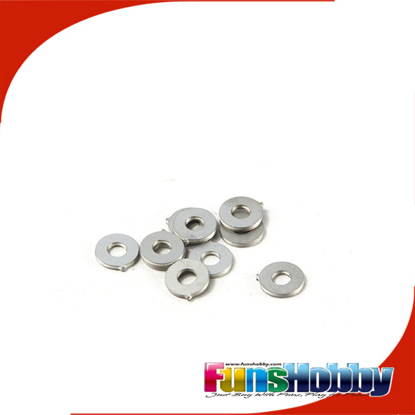 Motonica  Shim 3x7,5x1 mm (10 pcs)#14112 EXCLUDE SHIPMENT