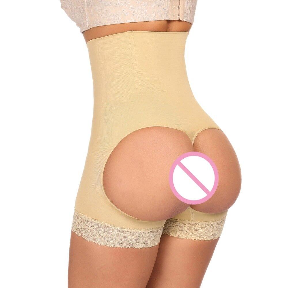 3d943b7a7b0 Aliexpress.com   Buy Lover Beauty Waist Shapewear Workout Waist Steel Corset  Butt lifter Tummy Control XXL Booty Lift Two Holes Pulling Underwear from  ...