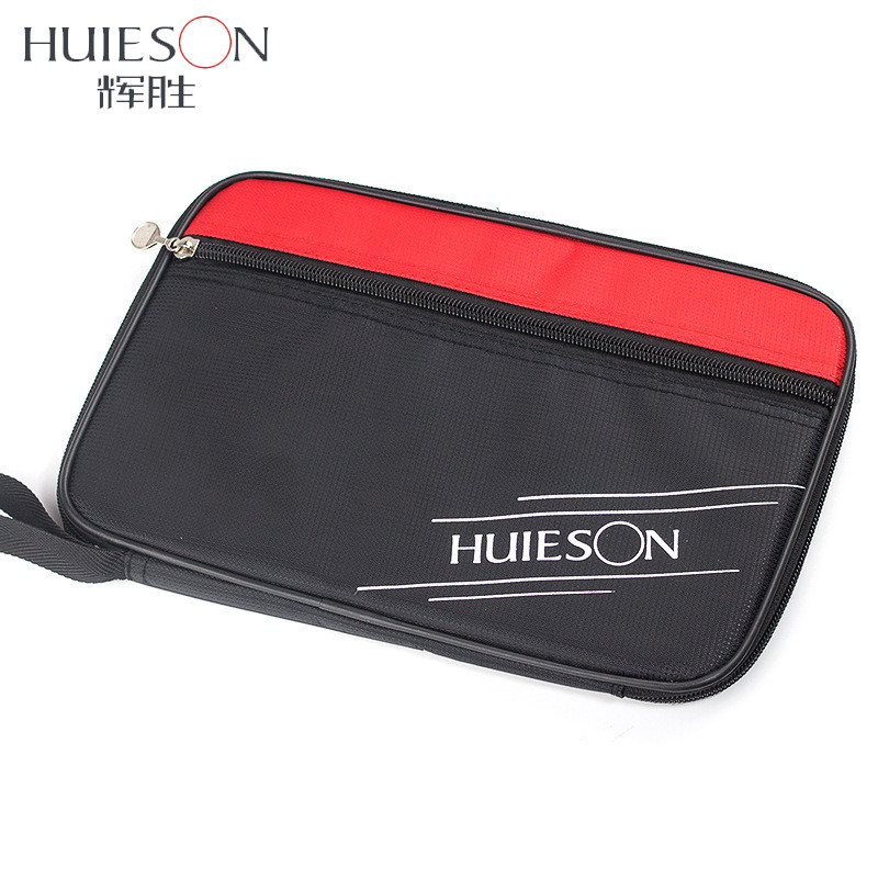 Huieson Gourd / Rectangle Table Tennis Racket Bag Wear-resistant Canvas Bag For Containing Rackets Table Tennis Accessories