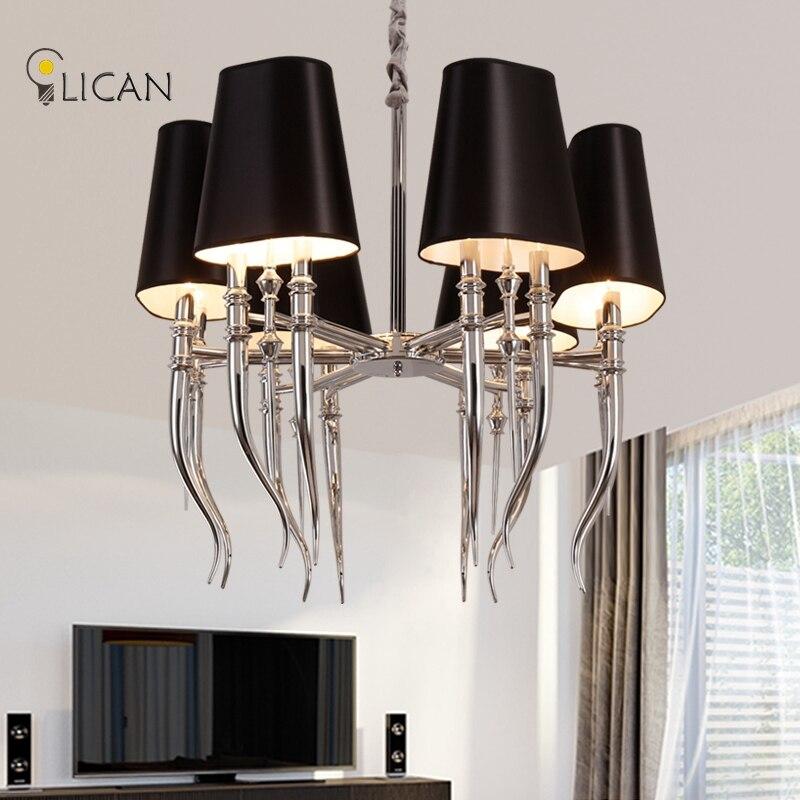 Moderne hängende Leuchter-Beleuchtung Weiße hängende - Innenbeleuchtung - Foto 1
