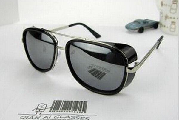 Retro sun glasses square frame major suit for men and women sunglasses 2016 new go out essential oculos de sol GL-5267