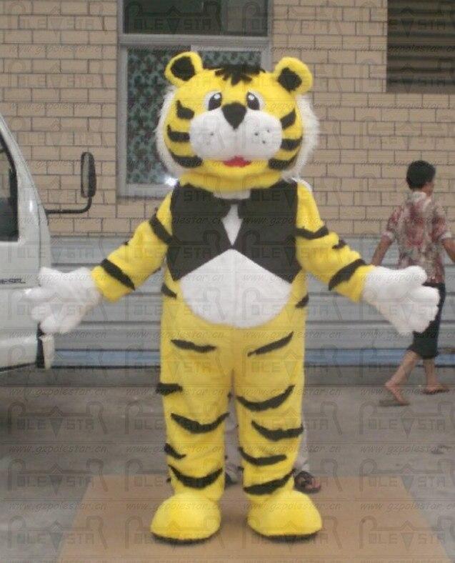 EVA head quality tiger mascot costumes baby tiger costume different design