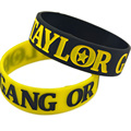 "1PC Taylor Gang Or Die 1"" Wide Silicone Wristband Bracelet 2 Colours Available"