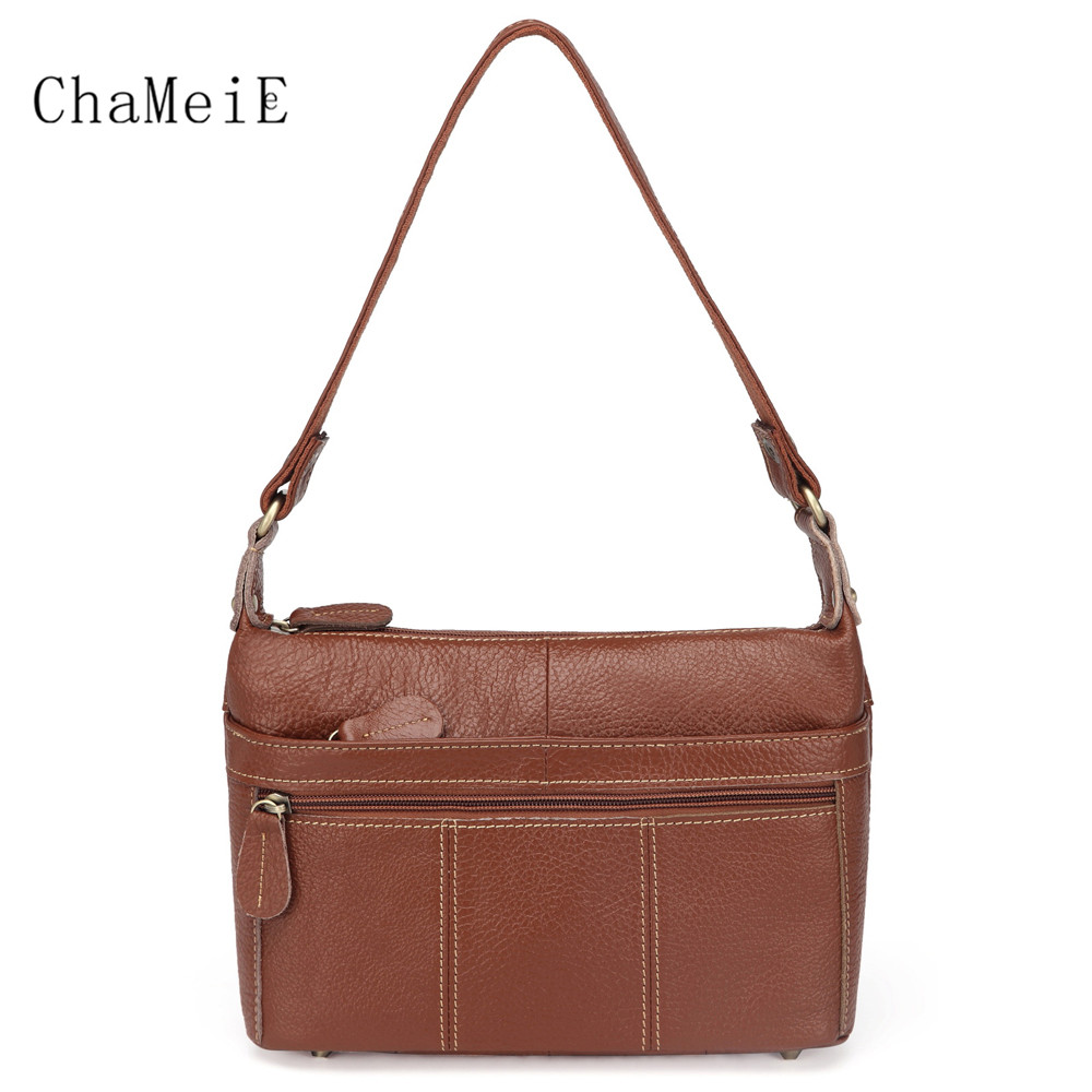 Women Luxury Handbag Geniune Leather Messenger Bag Female Designer Brand Crossbody Bag Bolsa jonon luxury brand designer messenger bag women 100