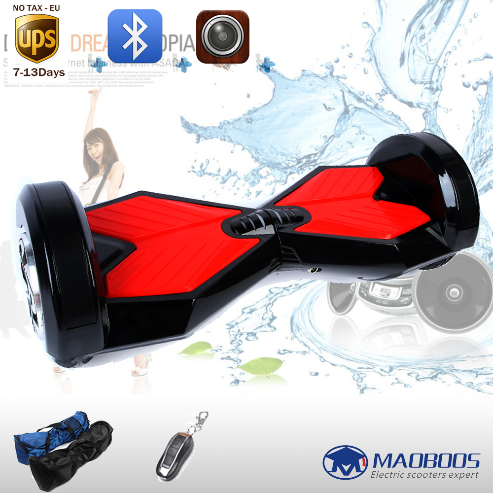 maoboos m8 geroskuter self balance hoverboard bluetooth. Black Bedroom Furniture Sets. Home Design Ideas
