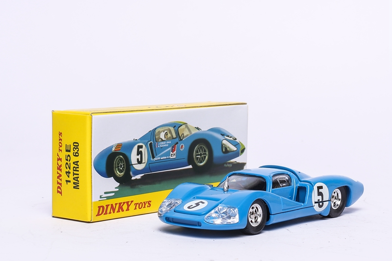 ATLAS Dinky Toys 1425 E 1425E MATRA 630 Collection 1 43 Alloy Diecast Car model Toys