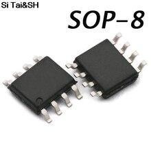 100pcs/lot LM393 393 Low voltage comparator