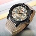 Relojes de Los Hombres de Moda Casual NAVIFORCE Marca Nylon Militar hombres Reloj de Cuarzo Resistente Al Agua relojes de Pulsera de Buceo Del Relogio masculino