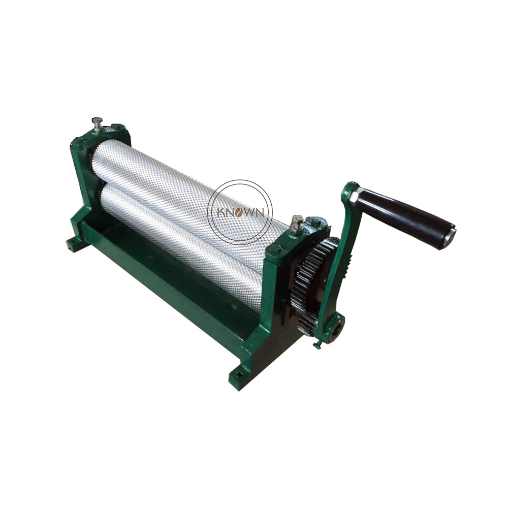 Hot sale beeswax comb foundation roller mill mill mesin 86 * 250mm