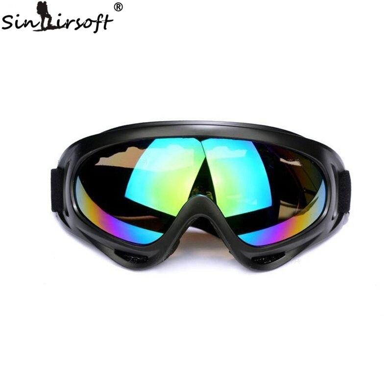 Prix pour Désert lunettes de Soleil Lunettes Tactique Lunettes USMC Paintball Militaire Équipement de Protection Des Yeux Pour Airsoft X400 UV400 Lunettes