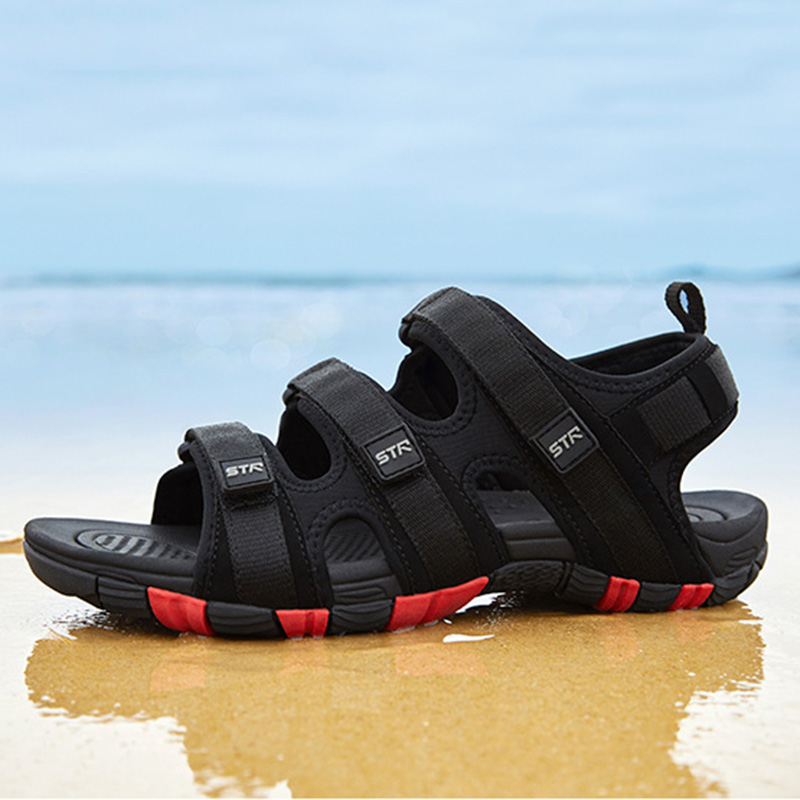 UPUPER Flat Sandals Shoes Flip-Flops Outdoor Gladiator Roman