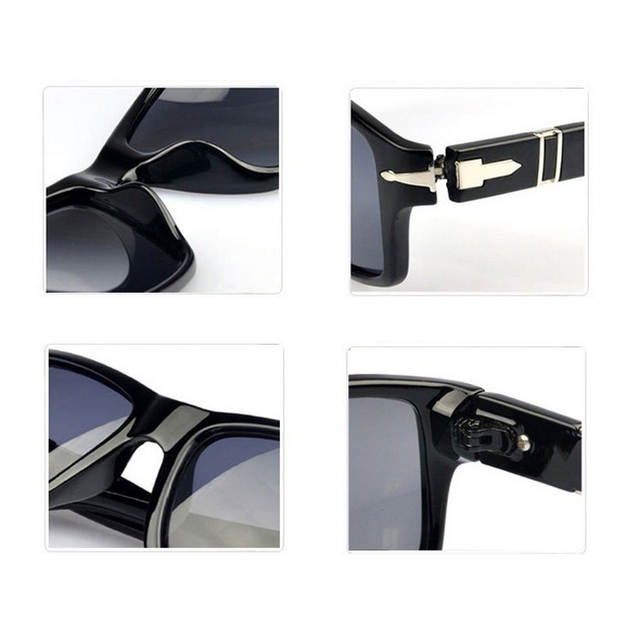 641d2d6b74 JULI Brand Polarized Driving Men Sunglasses Mission Impossible 4 Tom Cruise  Style Sun Glasses UV400 Oculos