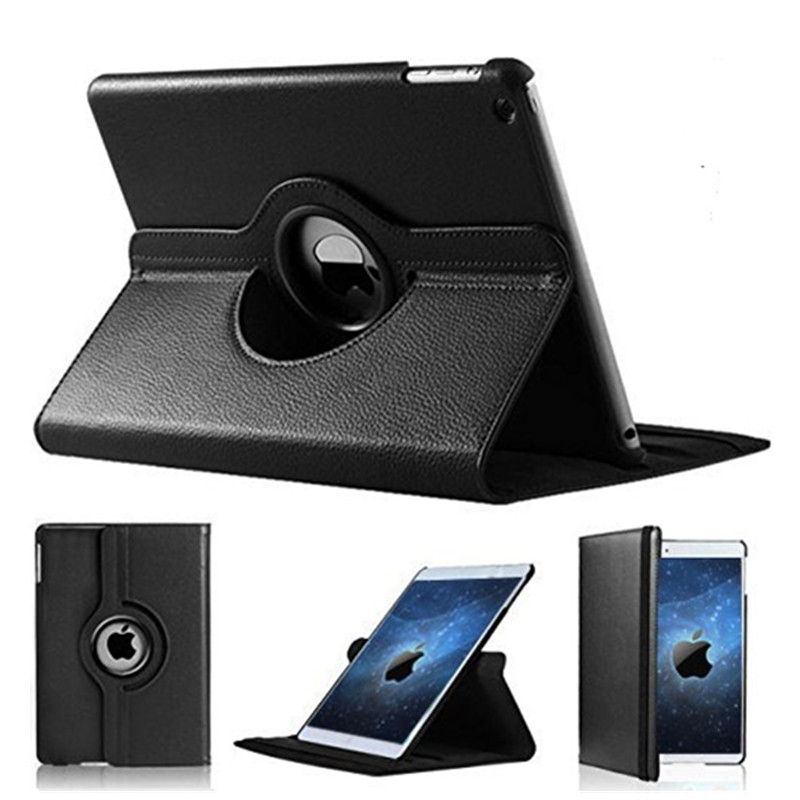 For Apple Ipad Pro 10.5 Inch PU Leather Case Tablet Case 360 Rotating Bracket Flip Smart Stand Leather Cover