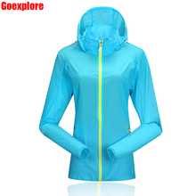 Dropshipping Summer Sports Camping Fishing Thin Unisex Light weight Coat Waterproof Windproof Breathable quick dry font