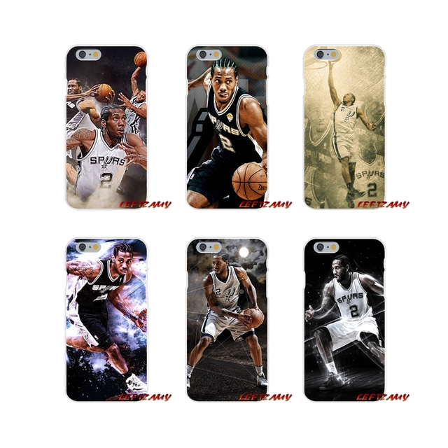 wholesale dealer 35181 72acc US $0.99 |Kawhi Leonard Slim Silicone phone Case For iPhone X 4 4S 5 5S 5C  SE 6 6S 7 8 Plus-in Half-wrapped Case from Cellphones & Telecommunications  ...