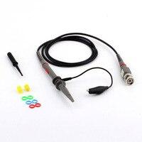 SDFC 1Set High Quality P6100 Oscilloscope Probe DC 100MHz Scope Clip Probe 100MHz