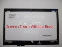 מחשב נייד תצוגת LCD והרכבת מסך מגע עבור Lenovo יוגה 3 14 700-14isk N140HCE-EBA S3 5D10G74846 5D10G69059 אין לוח ההיגיון