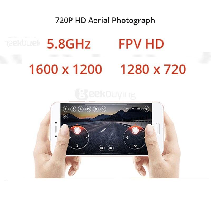Наличии Оригинальный Новый Xiaomi Миту Drone Тамблинг удаленного Управление Quadcopter БНФ Смарт игрушки HD Камера 720 P WI-FI FPV Multi -машина Горячая