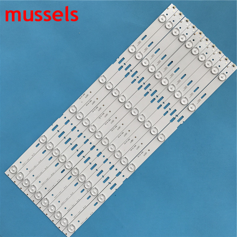 LED Backlight strip For Samsung 48 quot inch TV 524mm 2013ARC48 48VLE5421BG B48 LW 5433 A48 LB 6436 LE48A5000 LSC480HN05 New 10pcs in Industrial Computer amp Accessories from Computer amp Office