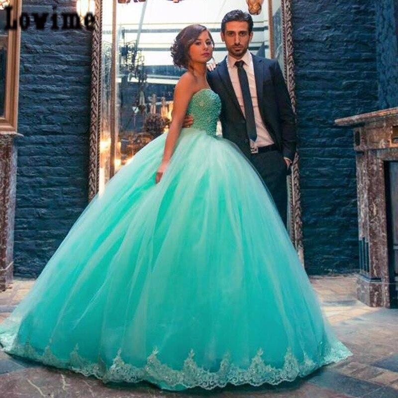 Popular light green wedding dress buy cheap light green for Light green wedding dress