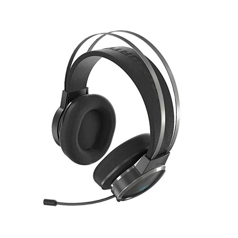 Casque de jeu de haute qualité hatostéped virtuel 7.1 son Surround écouteur 3D technologie de paysage sonore 3D en-tête de jeu - 6