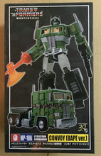 (IN STOCK)TOY KO version of MP10A optimus prime bape OP green version.