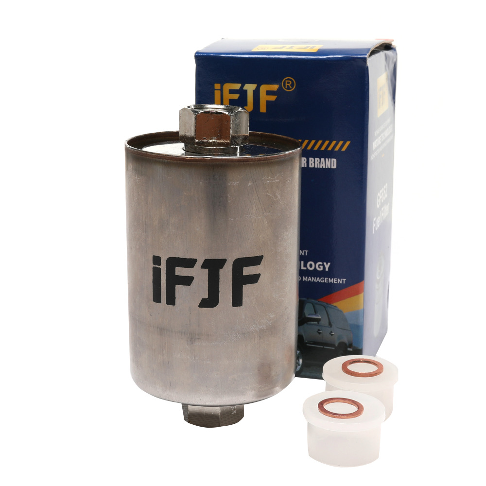 hight resolution of gf652 fuel filter for chevrolet gmc buick cadillac hummer jaguar land rover isuzu oldsmobile pontiac 25055046