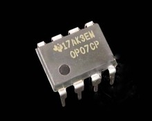OP07 CP op amp Free shipping The original America TI company have fever single operational amplifier