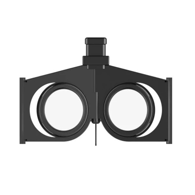 Adjustable 3D font b VR b font Folding Mini Virtual Reality font b Glasses b font