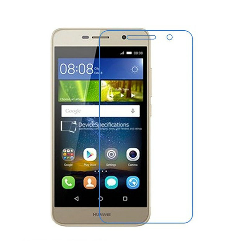 Premium Phone Tempered Glass For Huawei Y6 Pro 5.0inch Screen Protector Cover Protective Film Case With Cleaning Tool